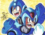 RTE32014: Capcom 01 (Megaman) + video by d13mon-studios
