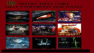 My Top 10 Movies That i Like That Everywon disliks by Normanjokerwise
