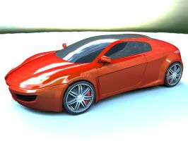 Car Concept Catalyst 4 by hartos