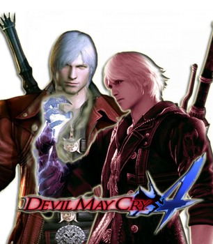 Devil May Cry 4 by ViNnYxTrEmE