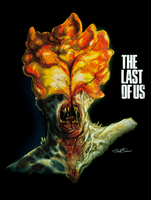 The Last of Us Cordyceps Infected by cinemamind
