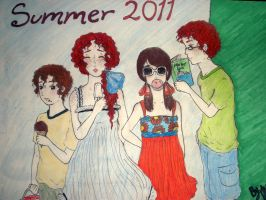 Summer 2011 -COLORED- by Ale-L