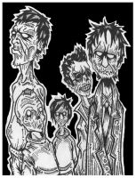 Cannibal Crew by a8ken