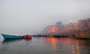 Magical Varanasi by ivyblue