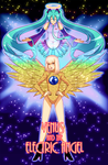 Venus and the Electric Angel by AkiGlancy