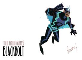BlackBolt by VonToten