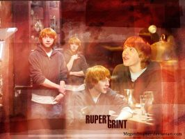 Rupert Grint by Megandreamer