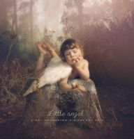 A little angel by CindysArt