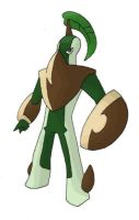 Fakemon - Camaseed - 044 by DU7CH13