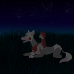 Look at the Stars, Grell by UnknownPaws