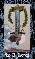 Ace Of Swords by thefantasim