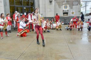 14 Honk Festival,Noise With A Beat On the Street8 by Miss-Tbones