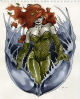 Poison Ivy by RichardCox