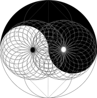 Yin yang Mapped onto the Torus by OMniscience1
