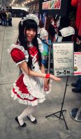 Manifest 2012 Maid Cafe by doctor-a