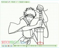 How to Draw Ichigo Part 2 by SketchHeroes