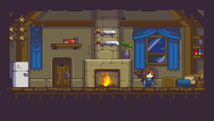 Home sweet home, gamedev mockup by RichardLems