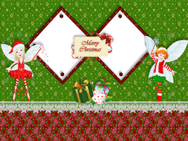 Christmas wallpaper2 by Creativescrapmom