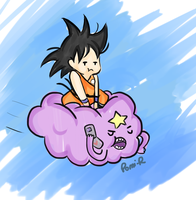 Dragon Ball Time by Pami-R