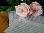 Music and Roses-1 by DWALKER1047