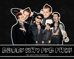 Green Day PNG Pack by Green-Romance