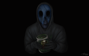Eyeless Jack Wallpaper 2 by SUCHanARTIST13