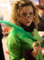 Rita Skeeter by professorSnape