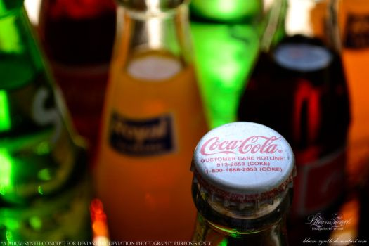 Coca-Cola Today by lilium-synth