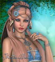 Beautiful Elfen by Monro-Designs