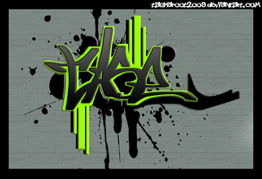 TASE - Digital Graff Complete by tasharoot2009