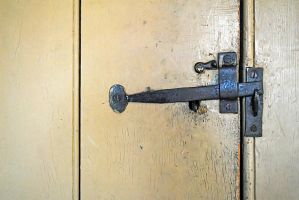 latch by LucieG-Stock