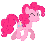 It's Pinkie Pie! by TomFraggle