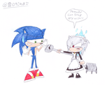 Nobody can Stop my Wish!!! by Jack-Hedgehog