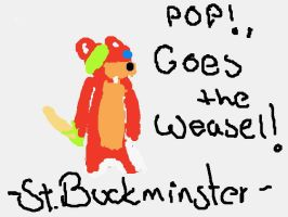 Pop  goes the Weasel by Thundervalley