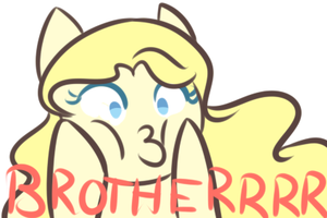 Brotherrrrrrrrrrrrr by AskPonyThor