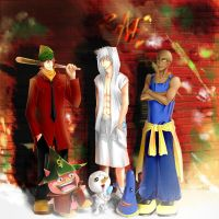 Rave Master : Humans :D by Shumijin