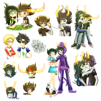 Homestuck_Doodles_5 by Myen-Nyan