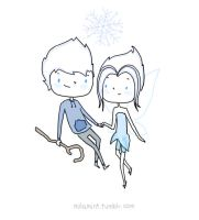 Jack Frost - Periwinkle by milamint