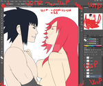 Wip color base comm 038 by Angy89