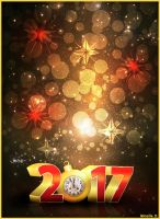 Nouvel An 2017 by MireilleD