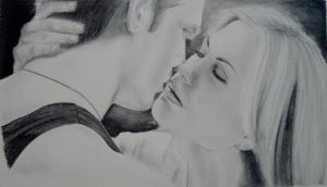 Eric and Sookie -TrueBlood by sheilashelton