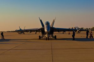 Superhornet by Trailmixphotography