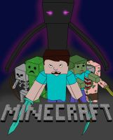 Epic Minecraft by Rygorg