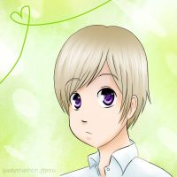 APH - Spring by Harvinainen-Miyu