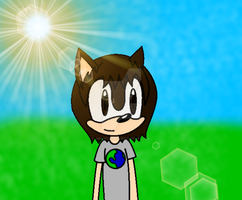 ~ Me enjoying Earth Day ~ by SonicUS1000