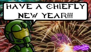 Chiefly new year!!! by GiulianoBotter
