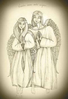 Angels  by SteelNat