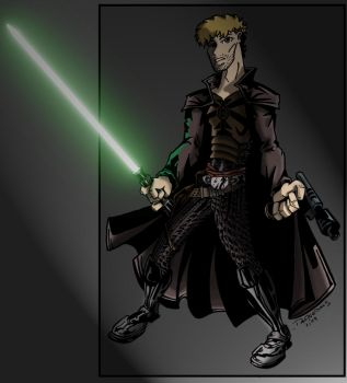 Cade Skywalker by Cindrollic