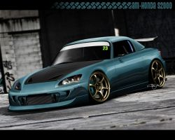 AM-Honda s2000 by adrianmolina