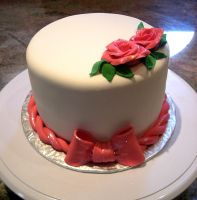 Glitter cake 2 by bahgee